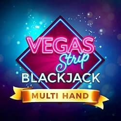Multihand Vegas Strip Blackjack
